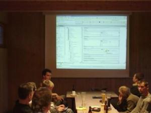Treffen der User Group Stuttgart