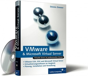 VMware und Microsoft Virtual Server