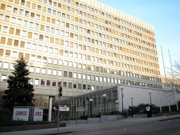 Die AWO-Zentrale in Wien. Von hier aus gehen Wirtschaftsinformationen an über 100 Büros weltweit.