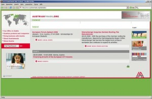 Einheitliches Design, individueller Content: Die Webpräsenz einer von über 70 Microsites.