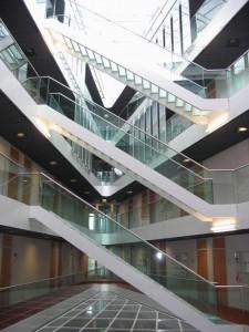 2003 wurde das neue ZMAW-Gebäude in Hamburg fertig gestellt.