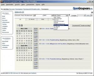 Freie Software für bessere Teamorganisation: OpenGroupware