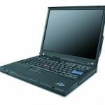 Lenovo ThinkPad T60p.