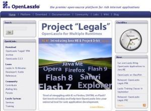 Rich Internet Applications mit dem Open-Source-Framework OpenLaszlo: Neue Oberflächen für das Web 2.0