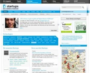 """""""Startups"""", Web-2.0-Gründer und ihre Technologien: yeebase launcht Startup-Portal"""