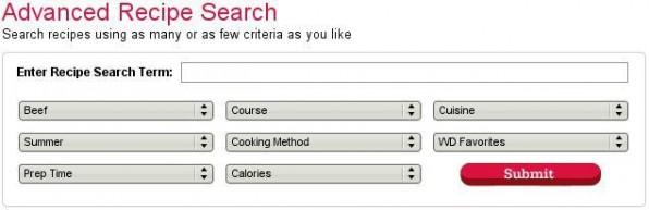 Bei Bedarf lassen sich sämtliche Attribute eines Objekts einfach und gleichzeitig durchsuchen.