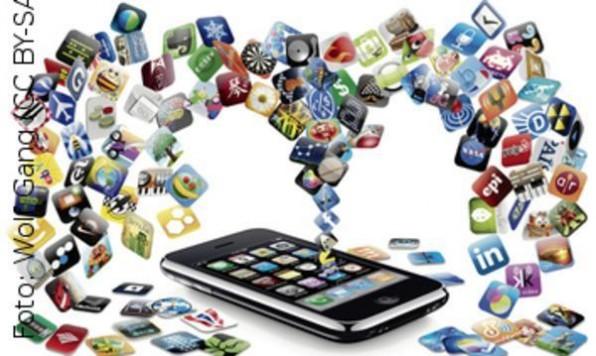 Die Vielfalt an Applikationen für mobile Endgeräte ist enorm.