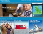 Blickkontakt, der direkt ins Hirn geht: Website der Tourismus-Agentur Schleswig-Holstein GmbH.