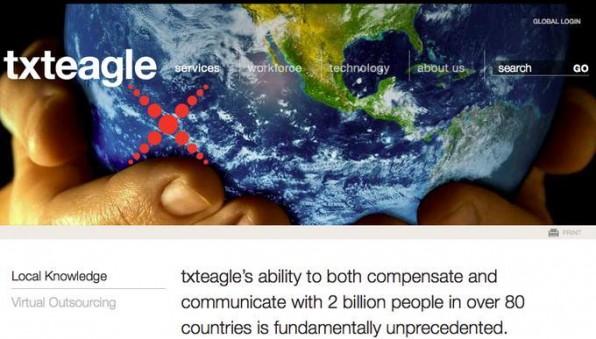 Mit dem Erledigen von Micro-Tasks auf dem Mobiltelefon Geld verdienen: txteagle macht es möglich.