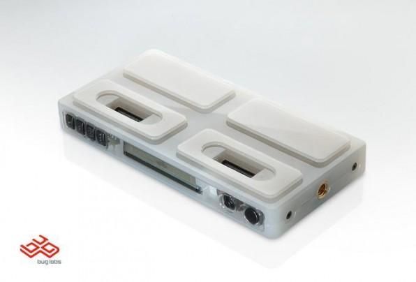 Die Bug Base ist nur eines der vielen hackbaren Modelle, die Hersteller Buglabs anbietet.