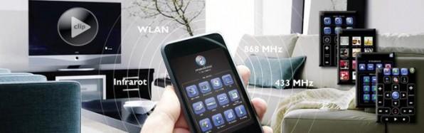 Mediola von Telefunken und Tecnovum verbindet netzwerktaugliche Geräte mit Infrarot-Hardware, die der Anwender dann beispielsweise mit seinem iOS-Gerät steuern kann.