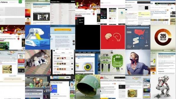 Tools wie Zootool oder auch LittleSnapper und Evernote erleichtern das Ablegen der online gefundenen Inspirationsschätze.