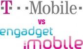 2008 verlangte die Deutsche Telekom, dass Engadget Mobile das Logo umfärbt, weil es die Markenrechte der Telekom verletze.