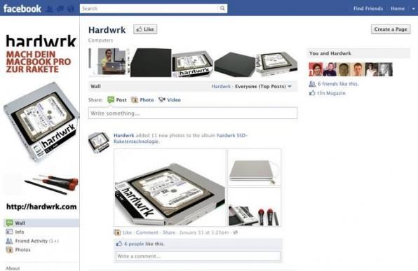 Die sozialen Medien spielen für viele Online-Shops eine immer größere Rolle.