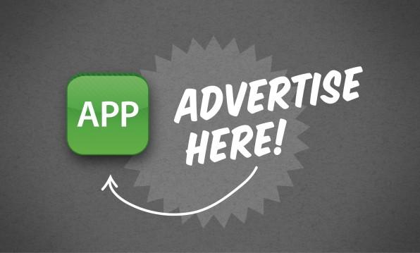 kom Werben in Apps
