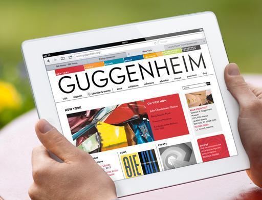 Websites für das iPad mit Retina-Display bedürfen spezieller Anpassungen.