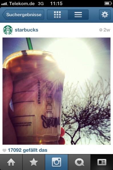 kom bildkommunikation Starbucks