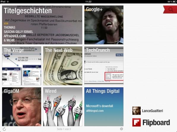 dig Social Curation Flipboard