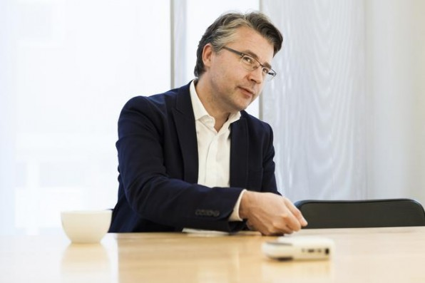 Matthias Schrader ist davon überzeugt, dass Produkte heute um intelligente Services erweitert werden müssen, um auch in Zukunft in der digitalen Welt bestehen zu können.