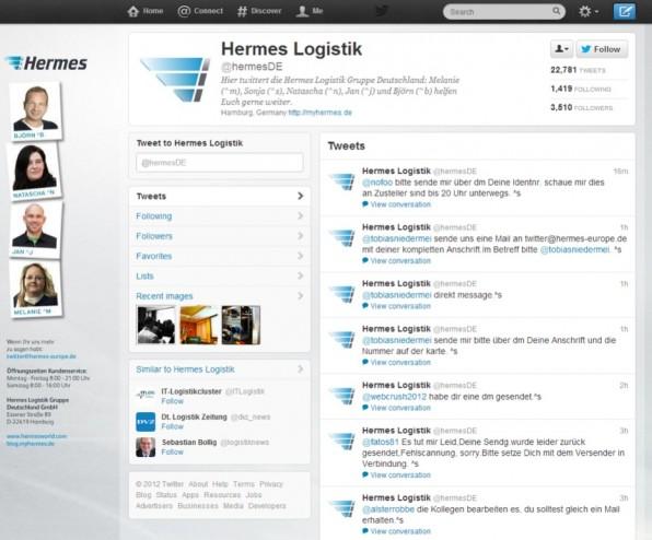 hermes-twitter