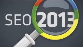 SEO-Trends 2013: Nutzer sind wichtig, neue Technologien im Aufwind