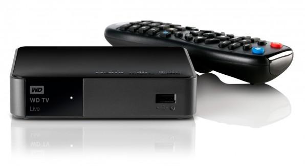 Mediaplayer wie der Western Digital TV Live glänzen unter anderem mit geringen Abmessungen und attraktiven Preisen.