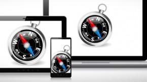 Webdesign: So gelingt eine responsive Navigation für Smartphones und Tablets