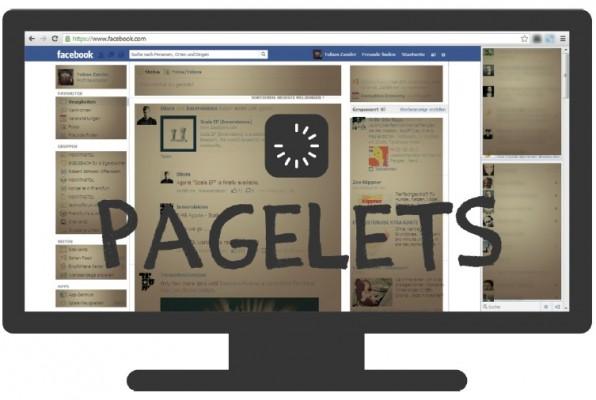 BigPipe liefert die Pagelets einer Website entsprechend ihrer Bedeutung nach und nach als Chunks aus.