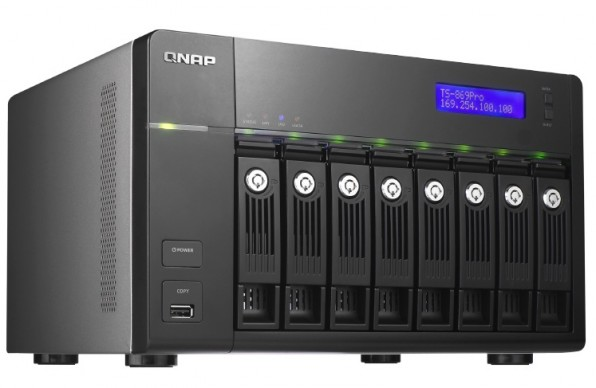 nas private cloud qnap