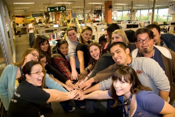 Konsequentes Investment in Unternehmenskultur und Mitarbeiterförderung haben Zappos zu einem beliebten Arbeitgeber gemacht (Foto: Zappos).