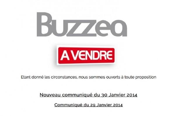"""""""Angesichts der Umstände offen für jeden Vorschlag"""": Das französische Link-Netzwerk Buzzea wurde von Google abgestraft und steht nun zum Verkauf."""
