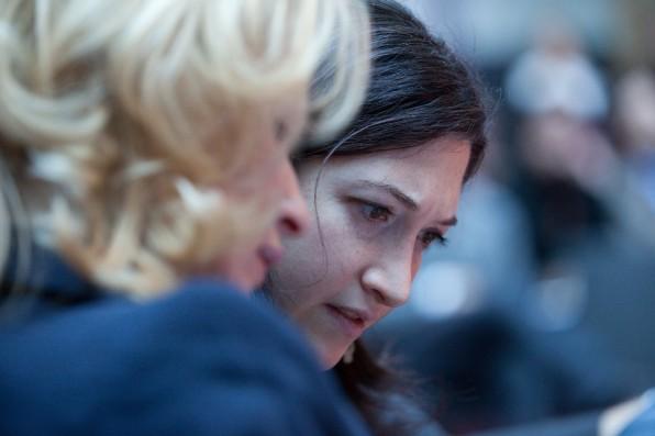 Randi Zuckerberg, die Schwester des Facebook-Gründers, sieht Social Networks als Spielfelder zur Definition der eigenen Marke. (Foto: David Sifry / flickr)