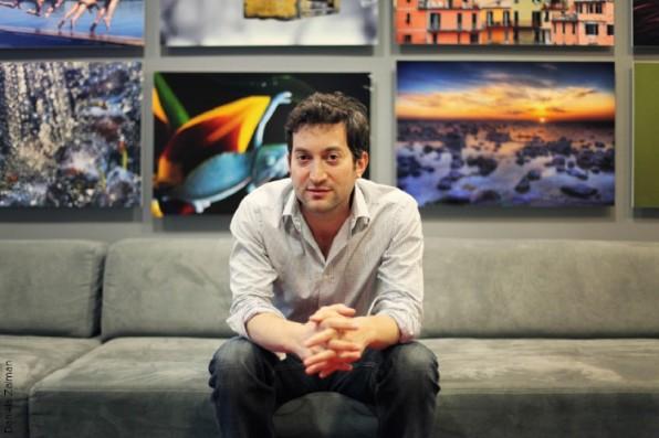 Mitbestimmung bringt echte Innovation, findet Jon Oringer, Gründer der New Yorker Stockfoto-Plattform Shutterstock. (Foto: Daniella Zalcman)