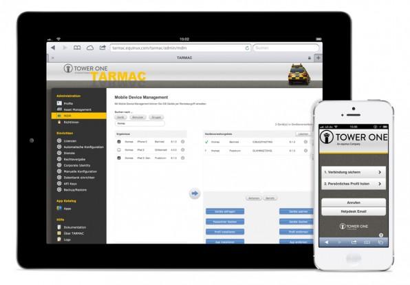 Die MDM-Plattform Tarmac 2 aus München konzentriert sich ausschließlich auf iOS und verspricht, das volle Potenzial von iPhones und iPads im Unternehmenseinsatz auszuschöpfen.