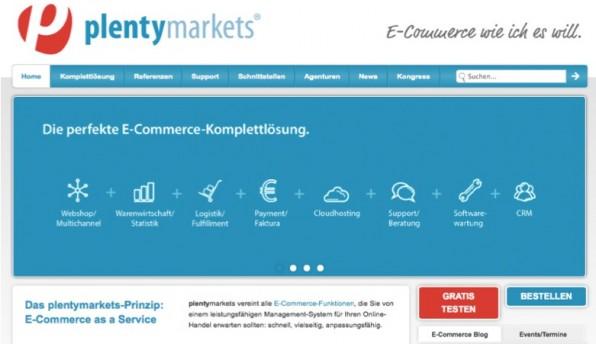 Multichannel-Lösungen wie plentymarkets erleichtern den Verkauf auf Marktplätzen durch vollautomatisiere Lösungen.