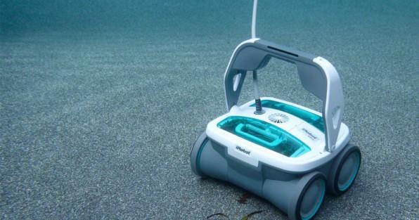 Das Unternehmen iRobot bietet eine ganze Reihe von Robotern an, auch für den häuslichen Gebrauch. Neben automatischen Staubsaugern und Bodenwischern auch ein Roboter zum Poolreinigen, den iRobot Mirra.