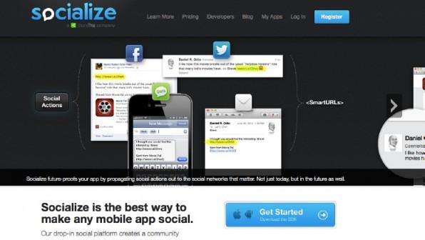 Per API zum Social Login und damit mehr Conversions: Mit Socialize beispielsweise geht das besonders einfach.