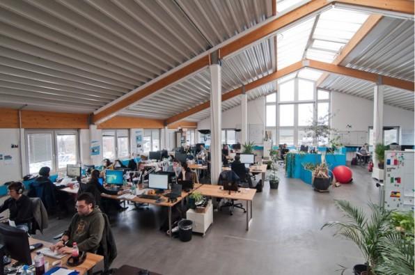 Die Recruiter des Hamburger Unternehmens Jimdo setzen bei der Mitarbeitersuche gezielt auf die Netzwerke ihrer Mitarbeiter.