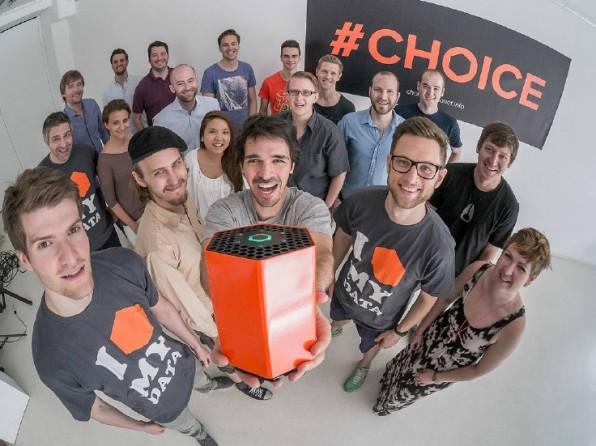Protonet feierte im Juni die schnellste Crowdfunding-Kampagne der Welt. Abgewickelt wurde sie über Seedmatch. (Foto: Protonet)