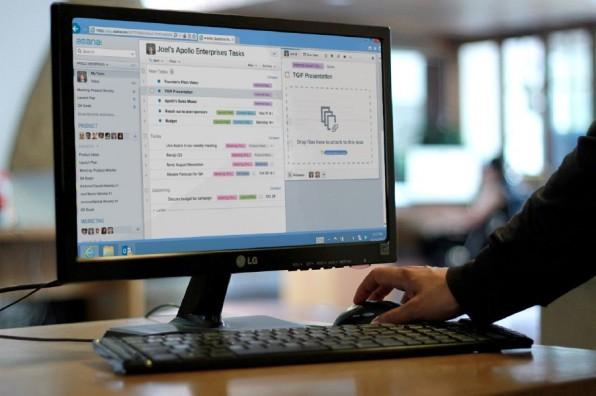 Die cloudbasierte Projektmanagement-Software Asana eignet sich auch als Tool für die Aufgabenverwaltung und damit als Unterstützung für fast jede Produktivitätstechnik. (Screenshot: asana.com)