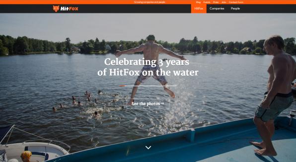 Seit mehr als drei Jahren gibt es Hitfox mittlerweile. Acht Unternehmen sind in dieser Zeit aus der Gruppe hervorgegangen.