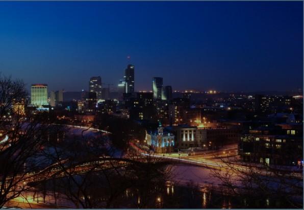 TrackDuck, Bliu Bliu oder Vinted – die litauische Hauptstadt Vilnius hat schon so manche Startup-Erfolgsgeschichte geschrieben. (Foto: Juozas Slana / Flickr / Lizenz: CC by 2.0)
