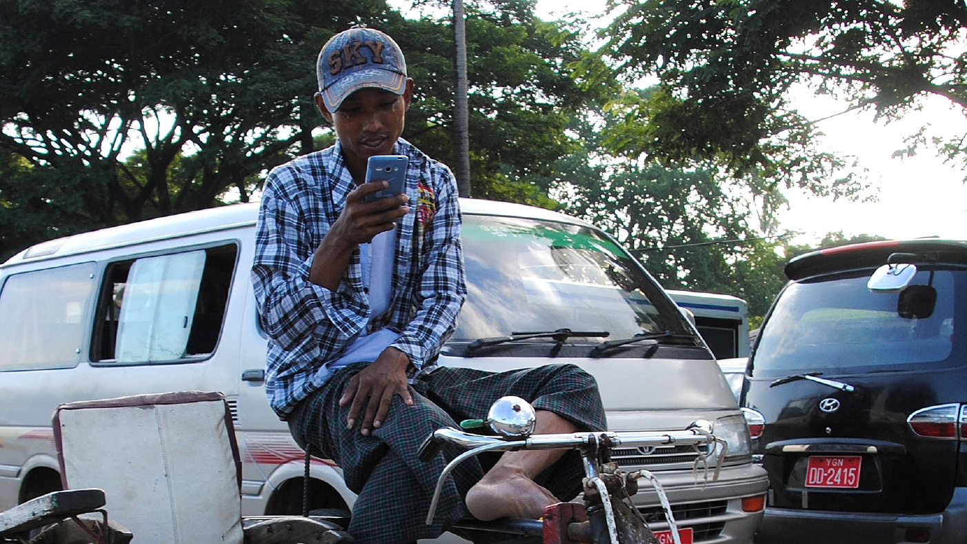Smartphone heißt Freiheit: Wie in Burma Technologien das ganze Land verändern