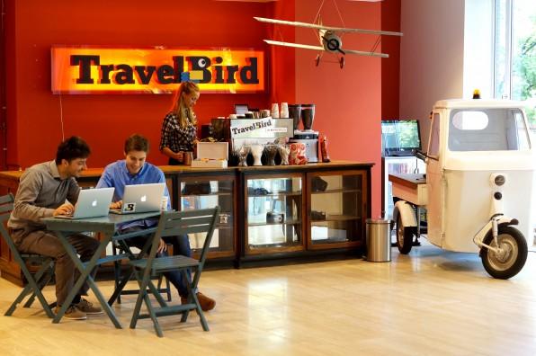 Weil der Online-Reisevermittler TravelBird so schnell wuchs, brauchte das Unternehmen ein gezieltes Retention-Management-Konzept. Heute gibt es für die knapp 600 Mitarbeiter ein Programm für ihre Weiterentwicklung und Gesundheit. (Foto: ©TravelBird pictures by A. van Haastrecht)