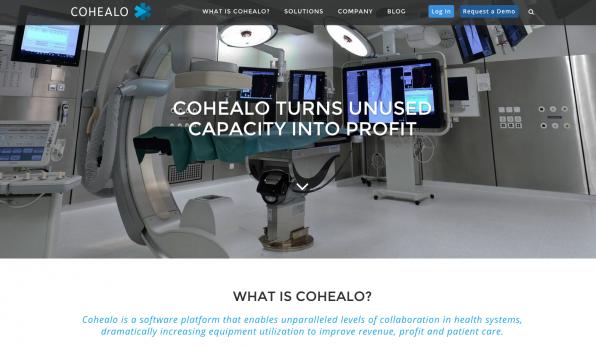 Effizienter: Unternehmen wie Cohealo ermöglichen die gemeinsame Nutzung von Gütern und Ressourcen.