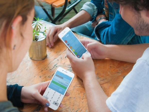 Mit Cringle lassen sich Beträge bis zu 100 Euro anweisen, ohne dass der Empfänger die App installiert haben muss.