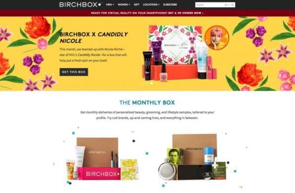 Beauty-Pröbchen im Monatsabo: Birchbox gehört zu den erfolgreichsten Lifestyle-Startups der Stadt. Seinen Sitz hat es in unmittelbarer Nähe zur Fifth Avenue, auch der Birchbox Flagship Store befindet sich in New York City.