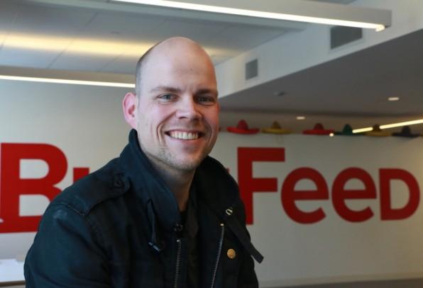 """""""Weltweit kaum ein besserer Ort als New York"""": Journalist Christian Fahrenbach kennt die Medienszene in der US-Hauptstadt. Zu ihren Vorteilen zählen ein gutes Netzwerk und die räumliche Nähe der wichtigsten Akteure. (Foto: Heather Valente)"""