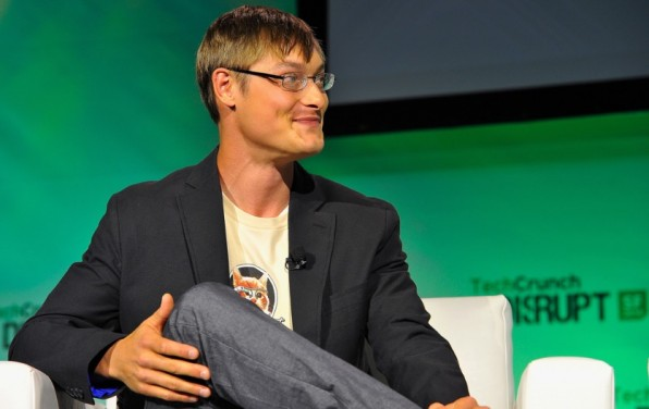 Ryan Hoover hat einen Riecher für neue Trends – mit Product Hunt hat er aus diesem Talent eine populäre Community gemacht. (Foto: TechCrunch, via flickr / Lizenz CC BY 2.0)