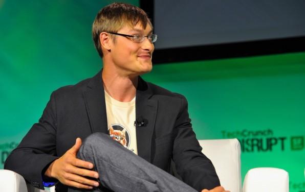 Ryan Hoover hat einen Riecher für neue Trends – mit Product Hunt hat er aus diesem Talent eine populäre Community gemacht. (Foto: TechCrunch, via flickr / Lizenz CC BY 2.0)